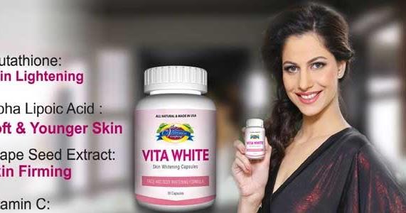 Vita White Skin Whitening Capsules In Pakistan ~ Online Shopping in Pakistan 03006079080