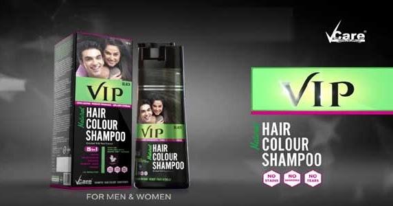 Vip Hair Colour Shampoo in Pakistan ~ Online Shopping in Pakistan 03006079080