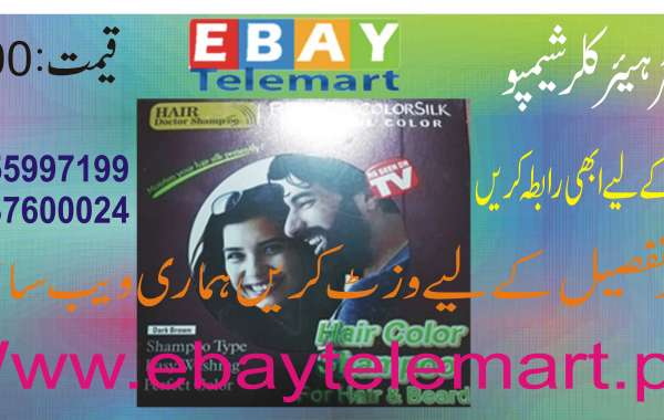 Doctor Hair Color Shampoo in Peshawar | Buy Online EbayTelemart | 03055997199/03337600024 Picture
