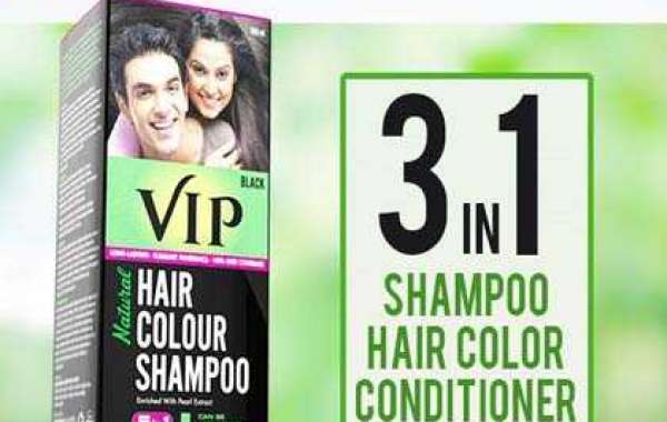 03003677730 | Buy Original VIP Hair Color Shampoo online in Pakistan