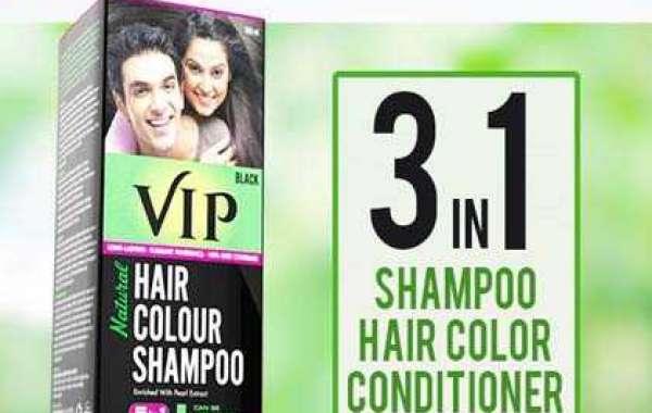 03003677730 | Buy Original VIP Hair Color Shampoo online in Pakistan Picture