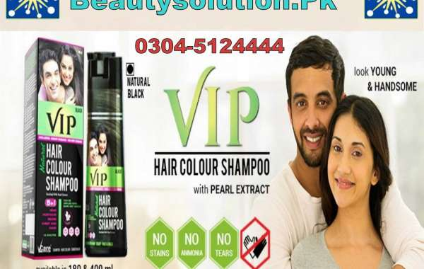 Vip Hair Color Shampoo in Multan_03045124444 (Beautysolution.Pk)