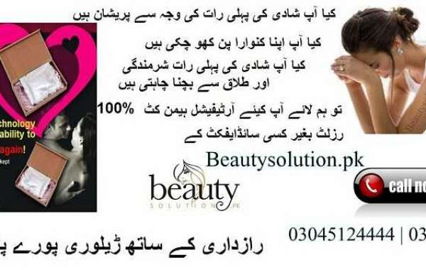 First Night Bleeding Artificial Hymen Kit In Pakistan-03045124444