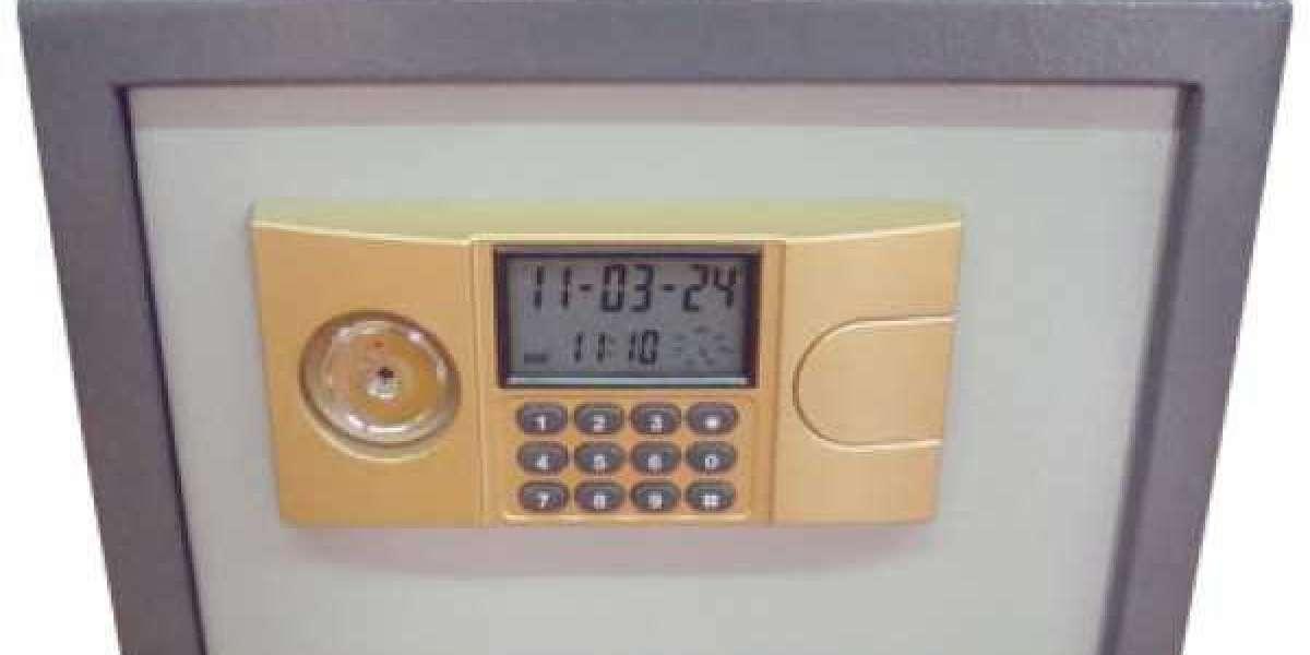 Cofre Digital Safe Box