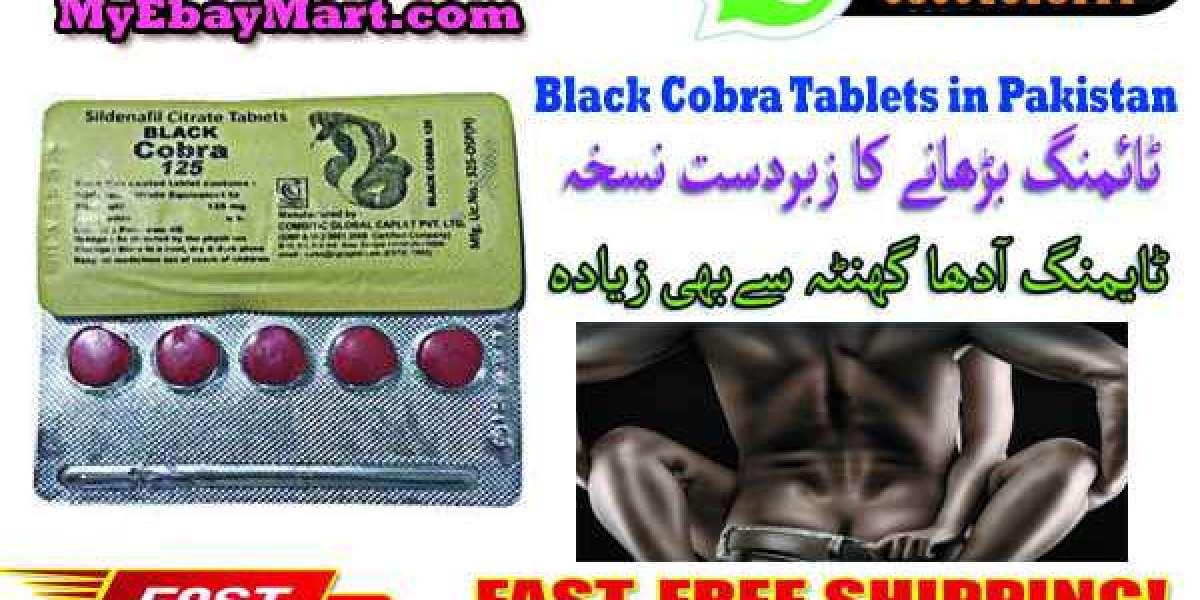 Black Cobra Tablets in Pakistan, Islamabad Lahore, Karachi, Online Shopping in Pakistan, - Myebaymart.com