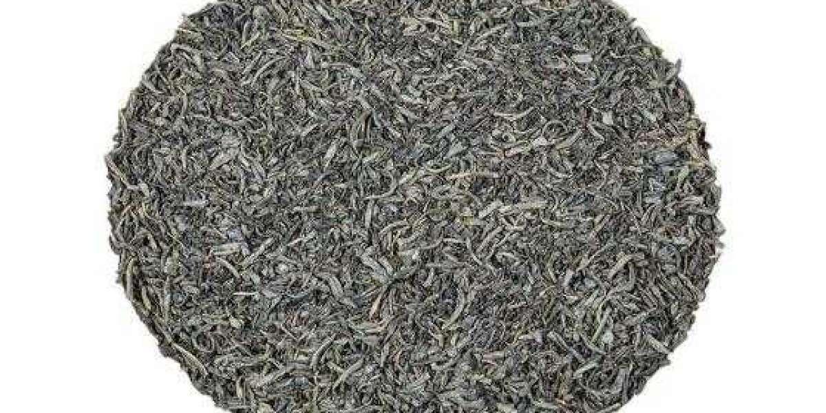Health Introduction Of Gunpowder Tea
