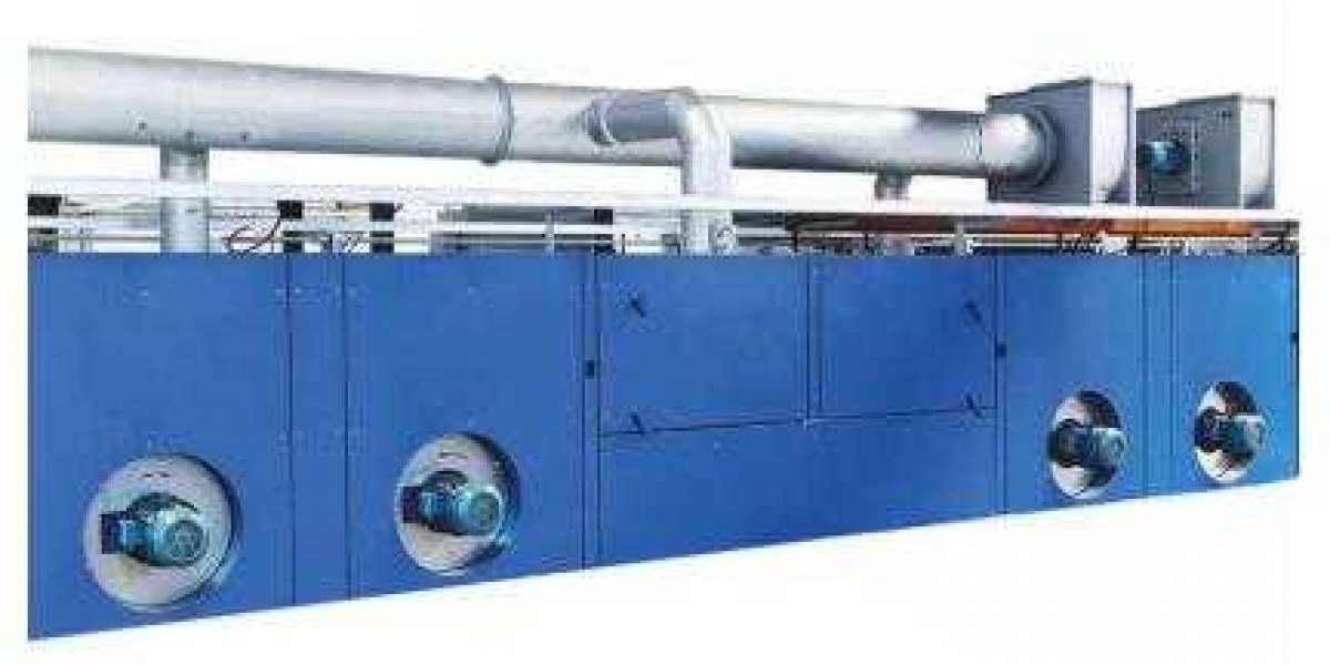 Maintenance Work Of Flat Screen Printing Machine Nozzle