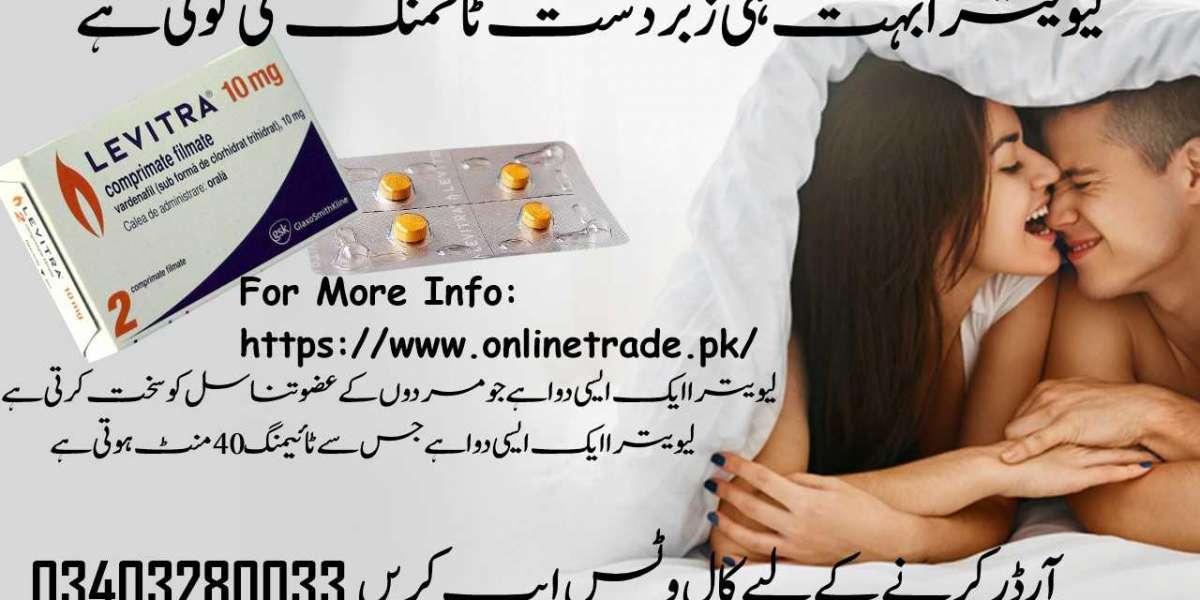 Levitra Tablets Original 20mg In Sheikhupura  - 03043280033