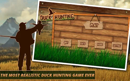 Android best waterfowl hunting game