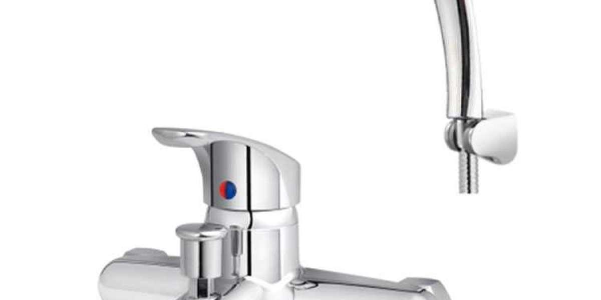 Easy Installation Process Of Plastic Bathroom Faucet